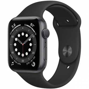 Apple Watch Series 6 GPS + Cellular 44mm Aluminum Case