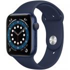 Apple Watch Series 6 GPS 44mm Aluminum Case (kasutatud)