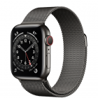 Apple Watch Series 6 GPS + Cellular 40mm Stainless Steel Case